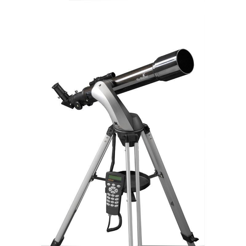 تلسکوپ اسکای واچر شکستی