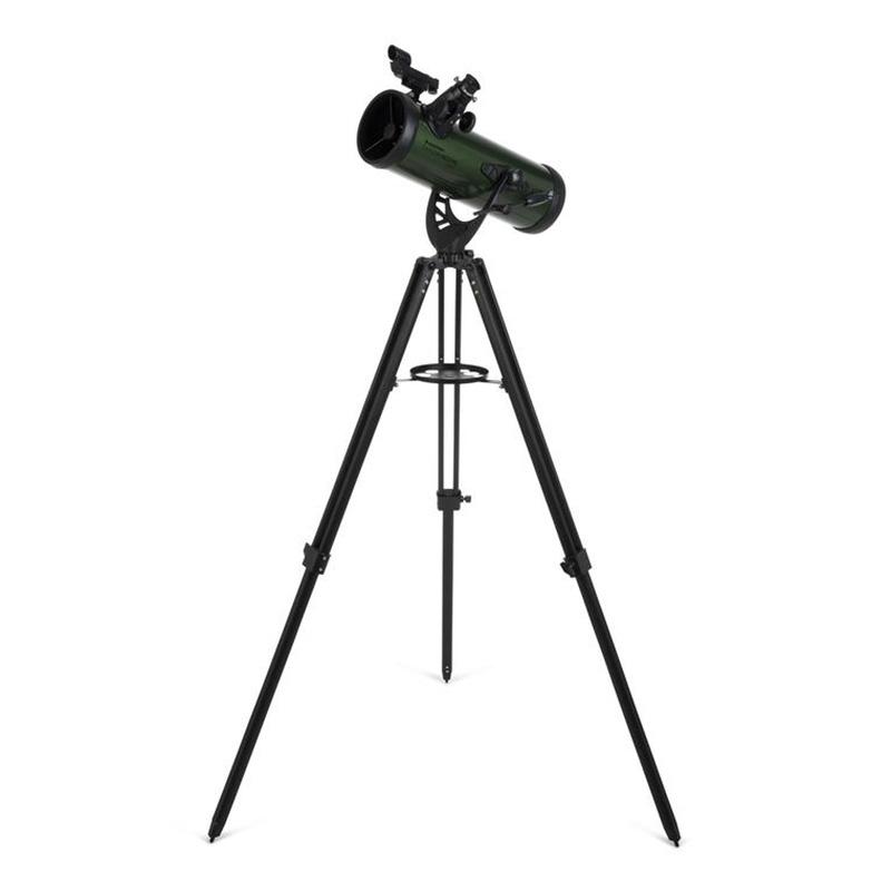 تلسکوپ بازتابی سلسترون explorascope 114 - پارس تلسکوپ - نماینده سلسترون در ایران