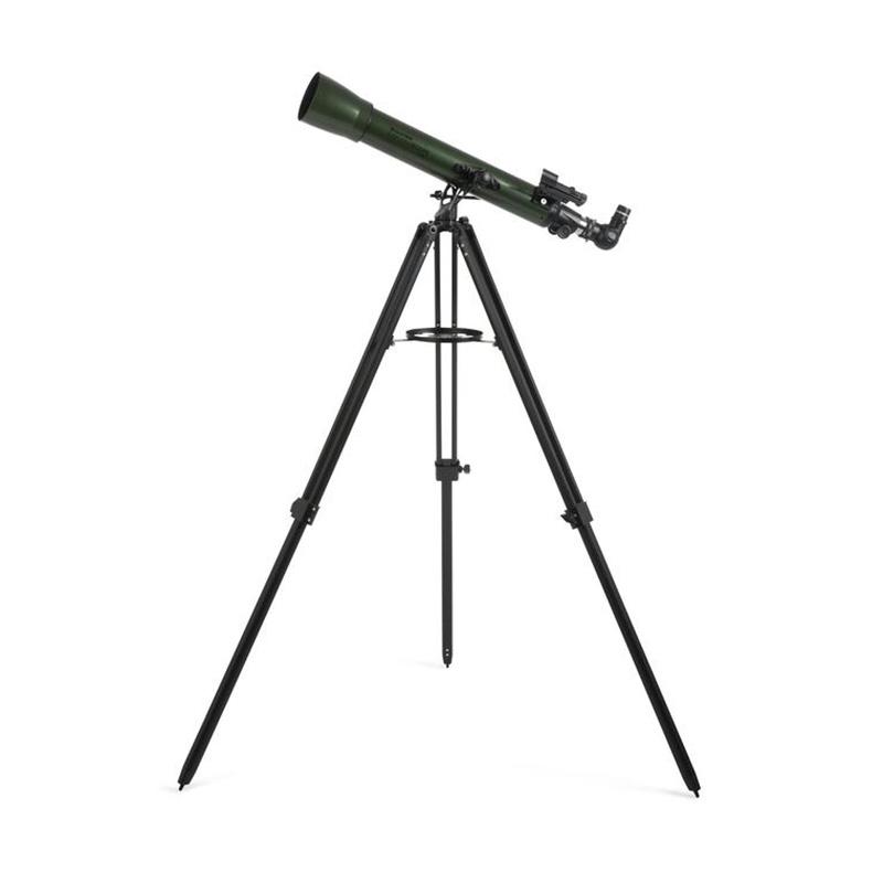 تلسکوپ شکستی سلسترون explorascope 60 - پارس تلسکوپ - نماینده سلسترون در ایران