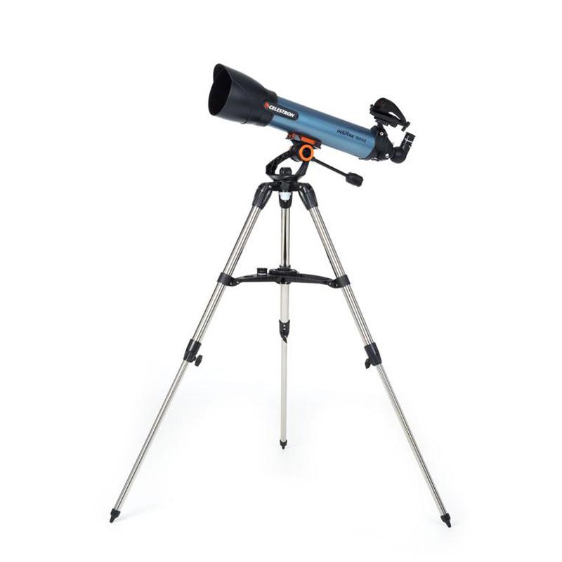 تلسکوپ شکستی سلسترون Inspire 100 - پارس تلسکوپ - نماینده سلسترون در ایران