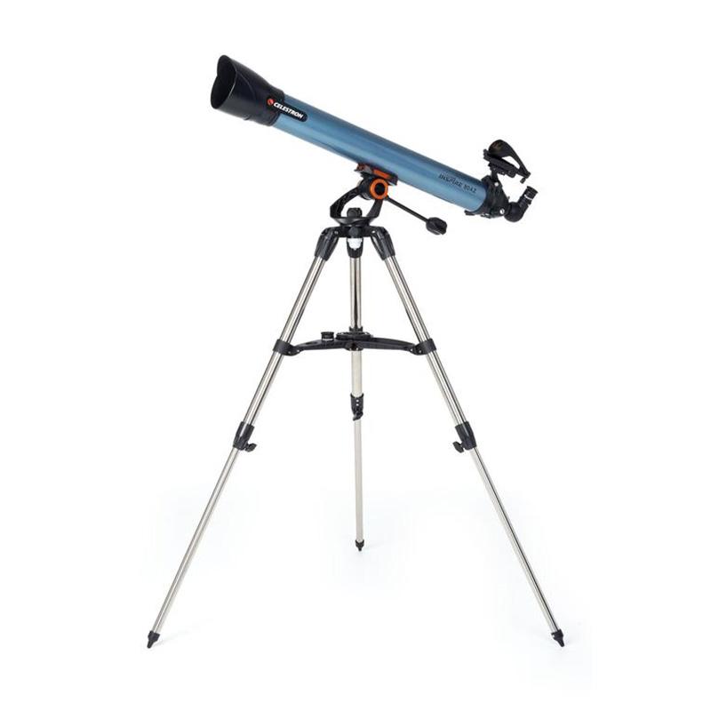 تلسکوپ شکستی سلسترون Inspire 80 - پارس تلسکوپ - نماینده سلسترون در ایران