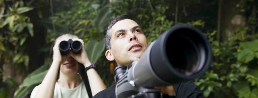 تفاوت دوربین دوچشمی با تلسکوپ